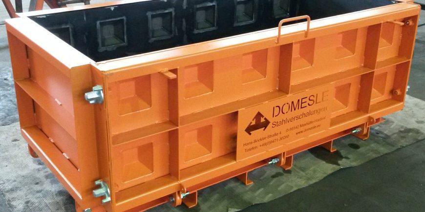 betonsteinschalungen domesle schalungs und metallbau gmbh. Black Bedroom Furniture Sets. Home Design Ideas